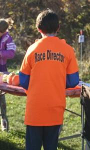 Race Director Evan