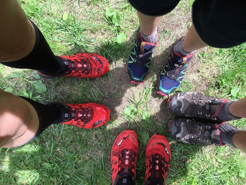 SG Salomon an Average Ultra 4 ReviewBlog Lab S Sense for Runner Shoe lFuTK1cJ3